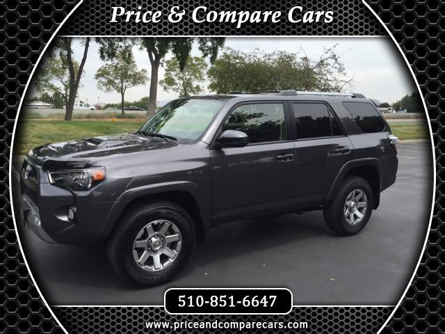 used 2015 toyota 4runner for sale in pleasanton ca 94588 price compare cars. Black Bedroom Furniture Sets. Home Design Ideas