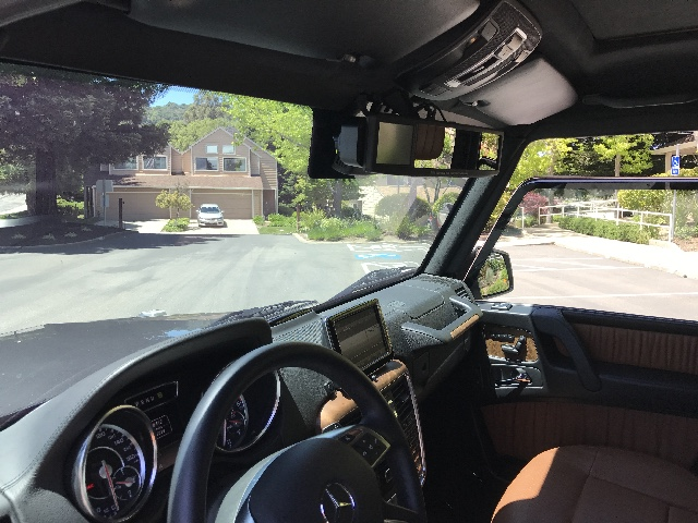 2014 Mercedes-Benz G-Class USED ARMORED VEHICLE CIVILIAN ARMORED VEHICLE  BUL