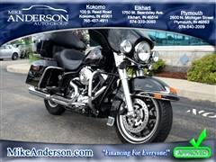 2008 Harley-Davidson FLHT