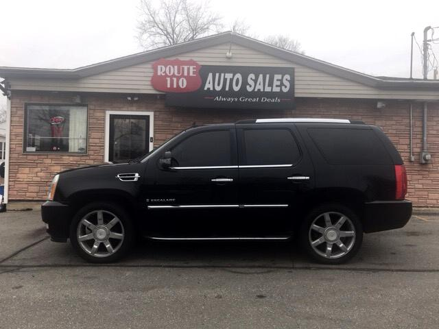 2008 Cadillac Escalade ESV AWD 4dr Luxury
