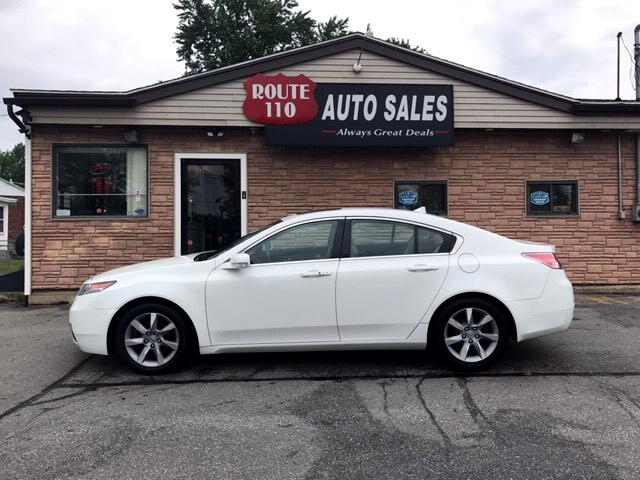 2012 Acura TL 5-Speed AT with Tech Package