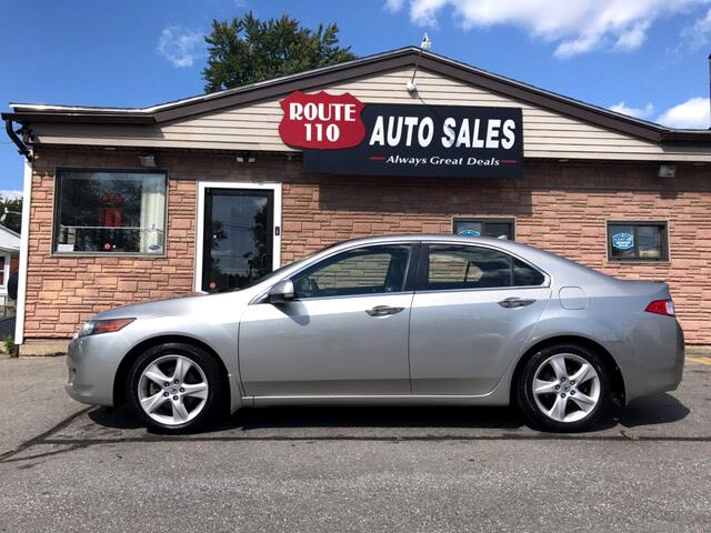 2010 Acura TSX 5-Spd AT w/ Technology Package