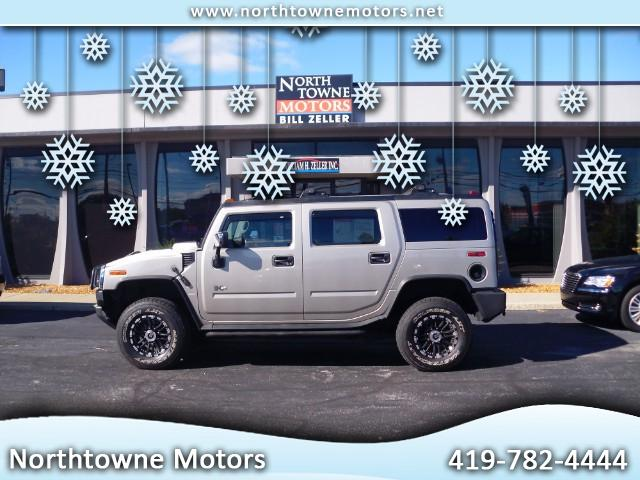 used 2003 hummer h2 sport utility for sale in defiance oh