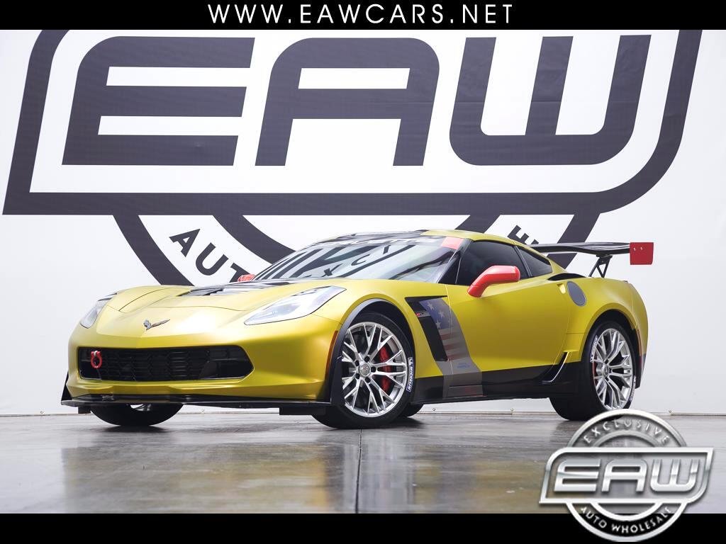 2015 Chevrolet Corvette 2LZ Z06 COUPE W Z07 PACKAGE