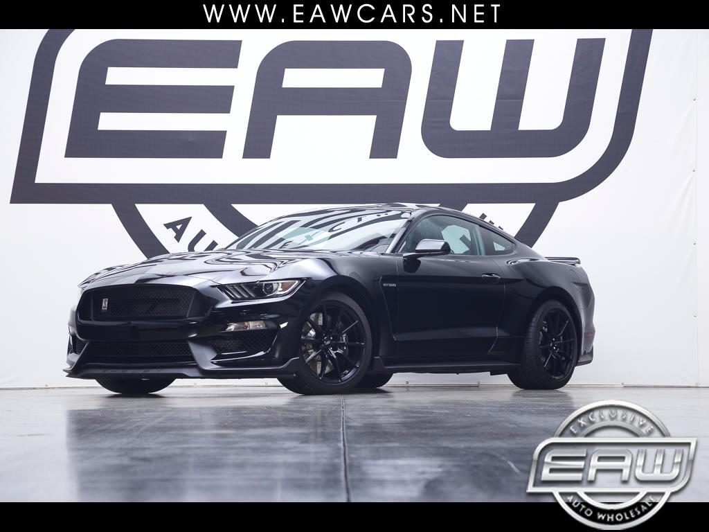 2016 Ford Shelby GT350 TRACK PACKAGE