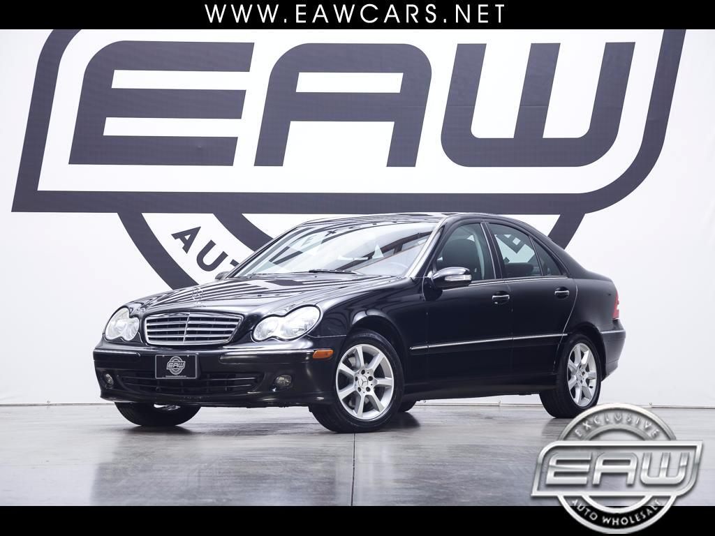 2007 Mercedes-Benz C-Class C350 Luxury Sedan