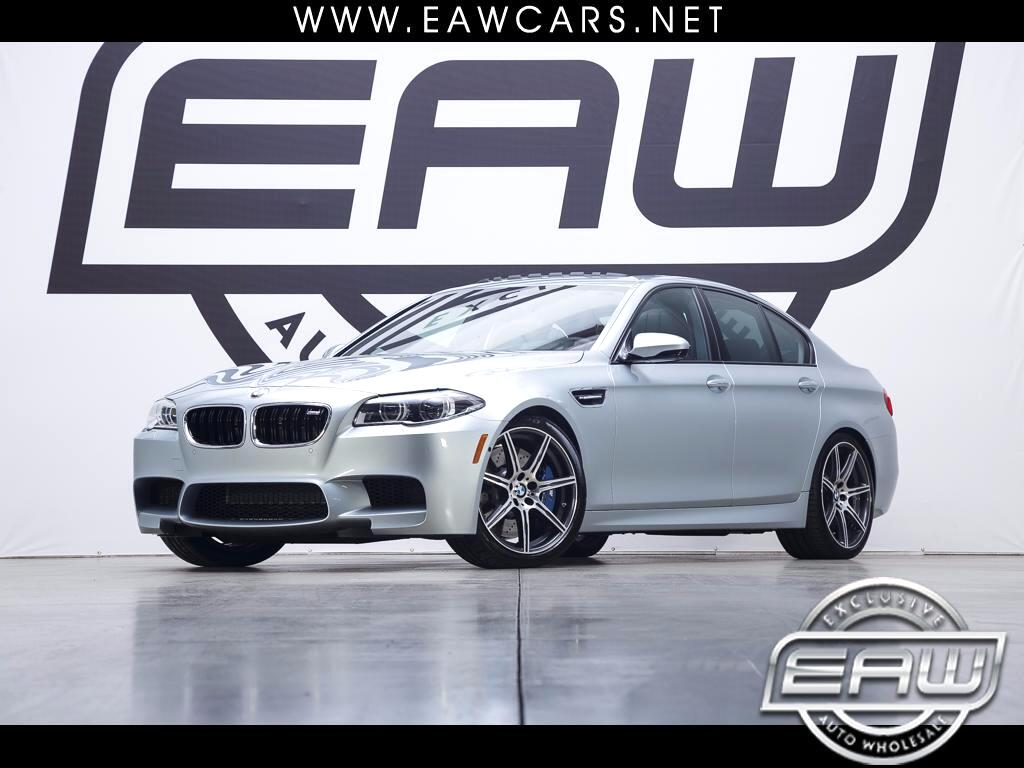 2014 BMW M5 DINAN M5 W/COMPETITION PKGE +EXECUTIVE PKGE