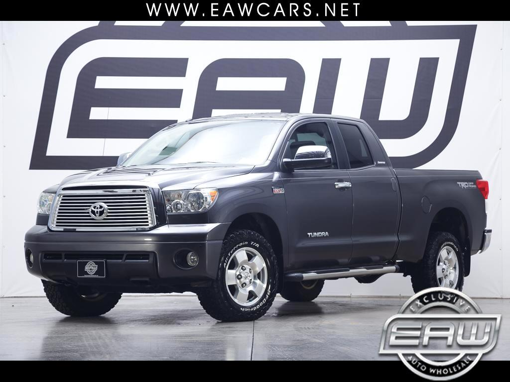 2013 Toyota Tundra Limited 5.7L FFV Double Cab 4WD