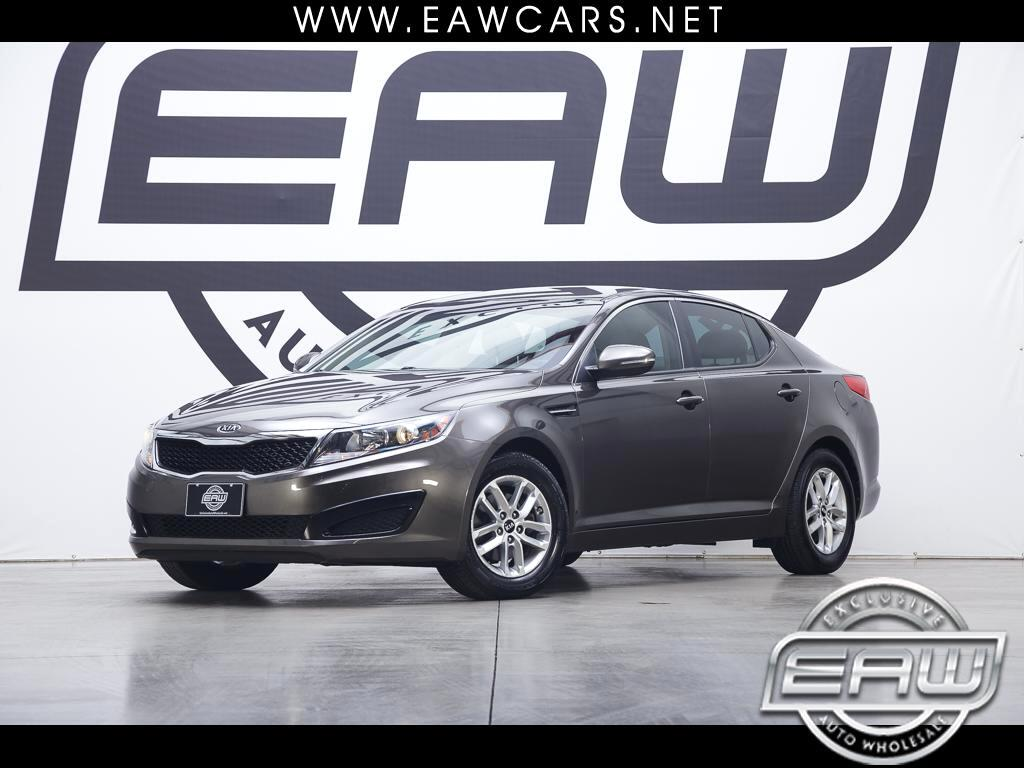 2011 Kia Optima LX AT