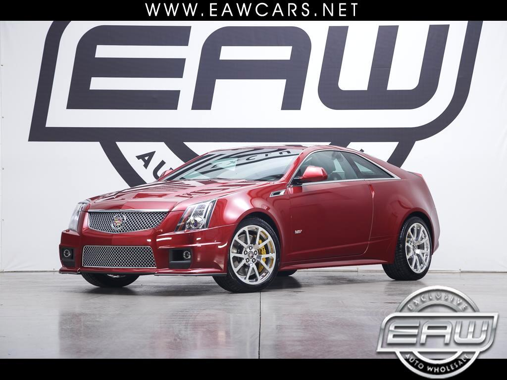 2014 Cadillac CTS V Coupe