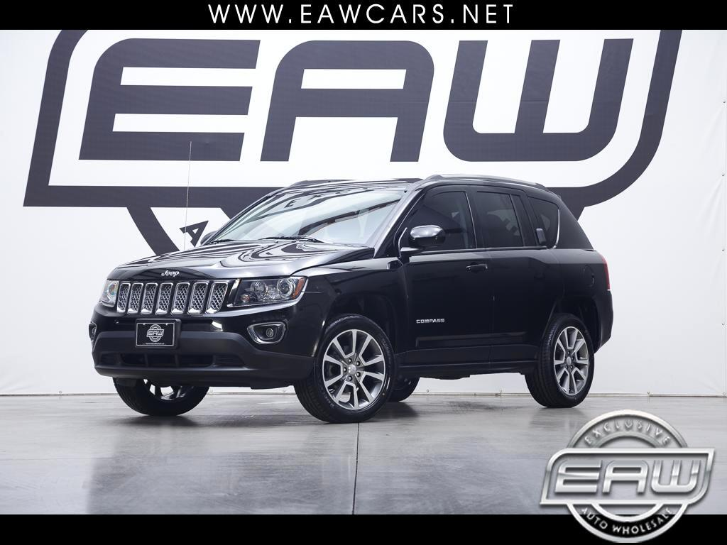 2015 Jeep Compass Limited FWD