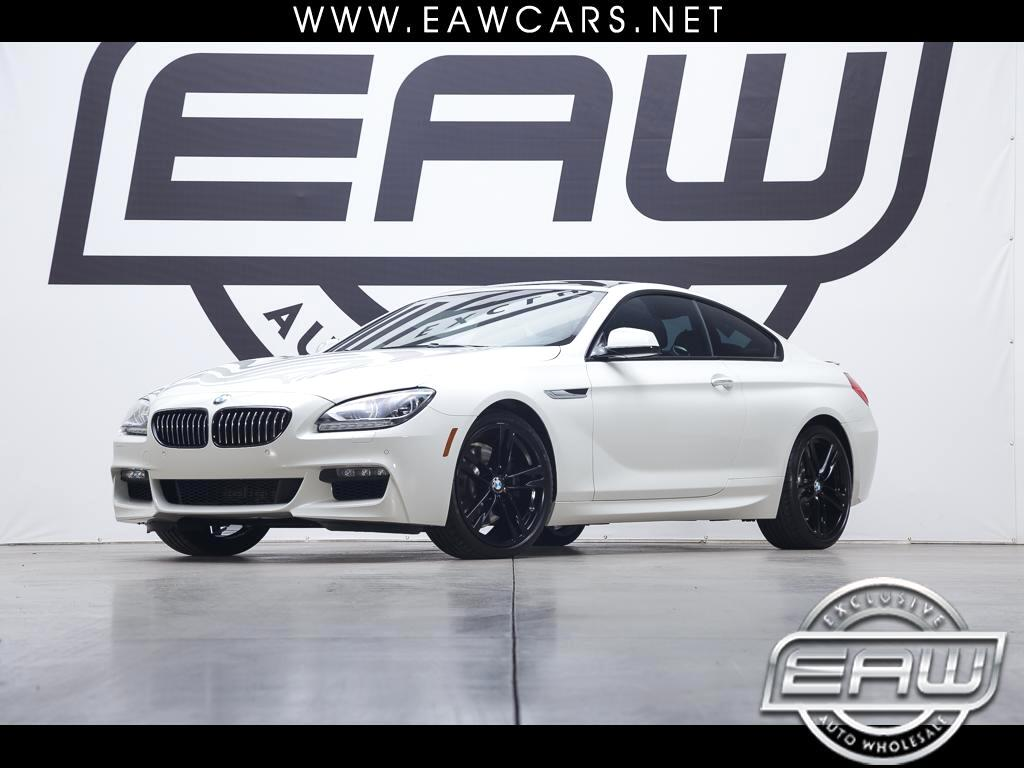 2015 BMW 6-Series 640i COUPE M-SPORT