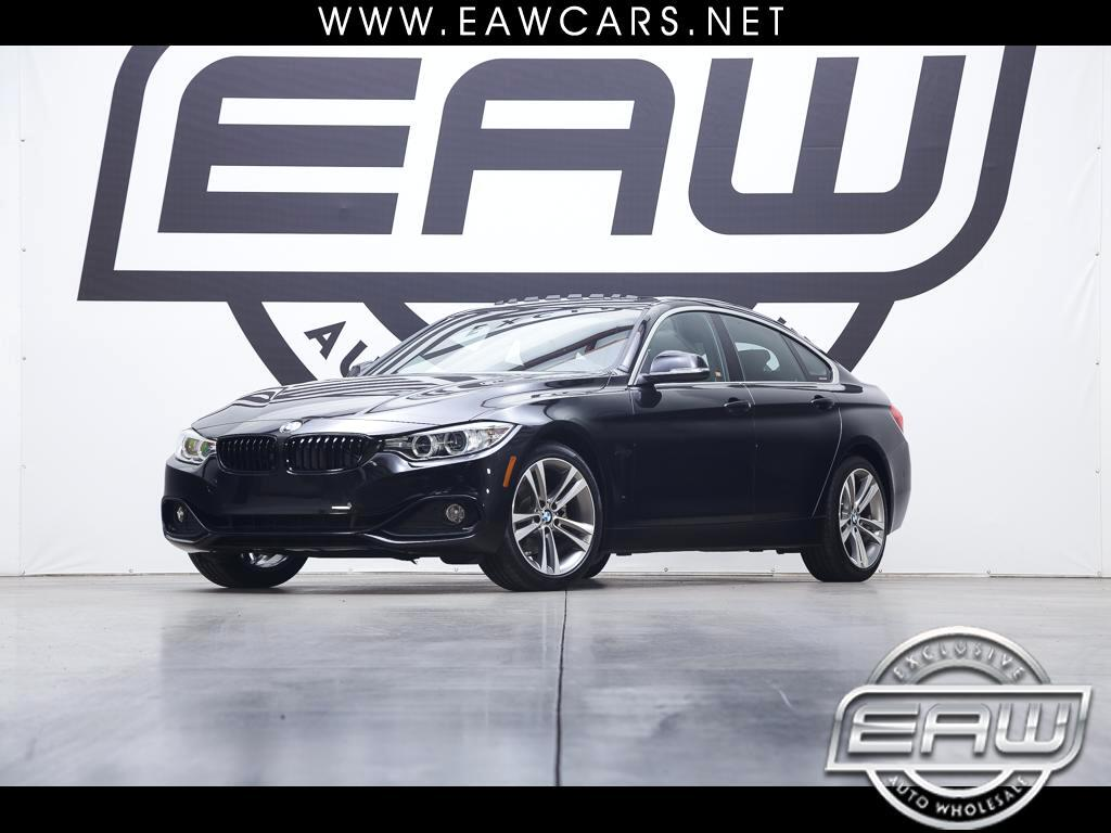 2017 BMW 4-Series Gran Coupe 430i GRAN COUPE