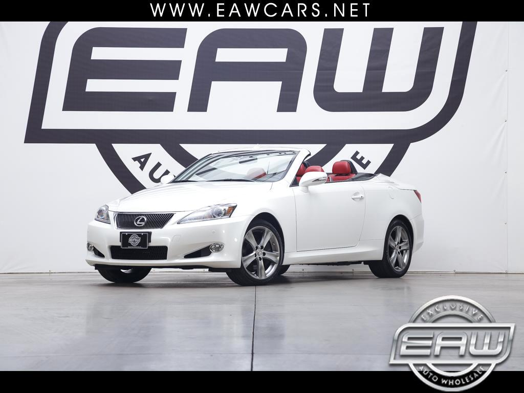 2014 Lexus IS C 350