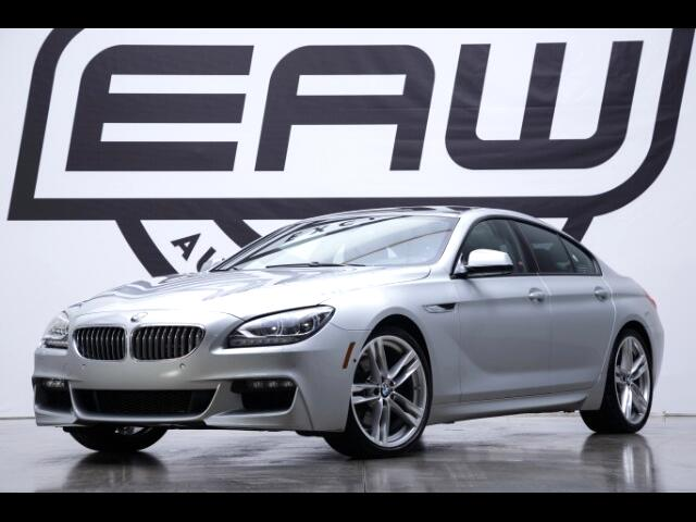 2015 BMW 6-Series Gran Coupe 650i M-Sport Package