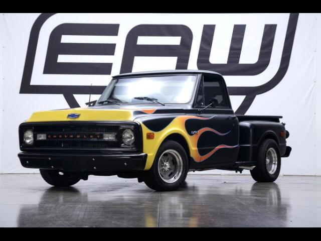 1970 Chevrolet C10 C10 SHORT BED STEPSIDE