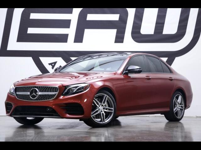 2017 Mercedes-Benz E-Class E300 SPORT SEDAN