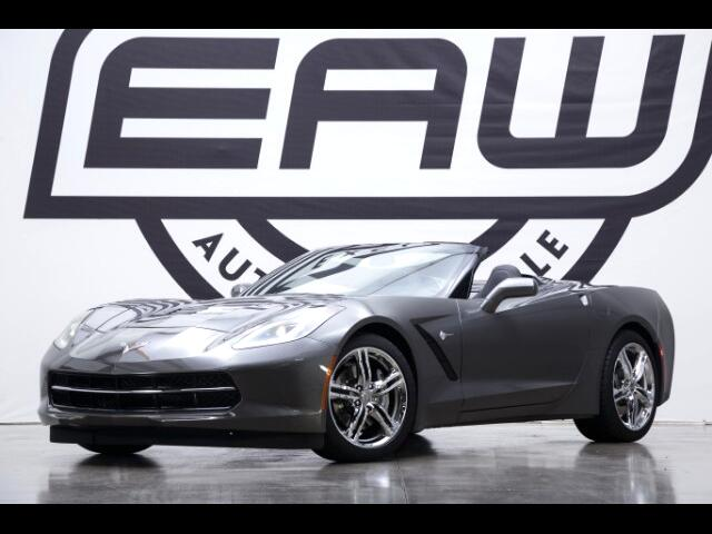 2016 Chevrolet Corvette 1LT Convertible