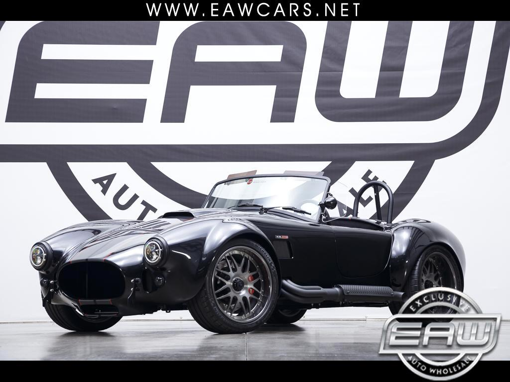 1965 Backdraft Racing Custom Cobra RT3B