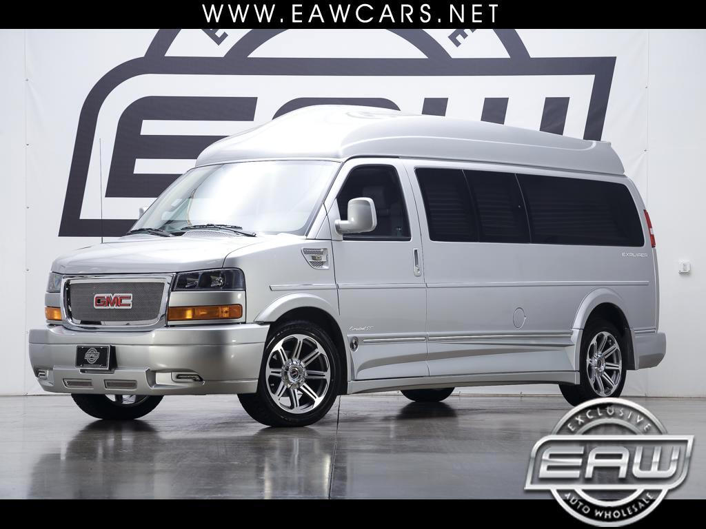 2016 GMC Savana G2500 EXTENDED EXPLORER CONVERSION VAN