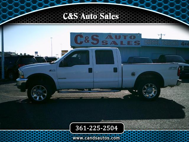 2002 Ford F-250 SD XLT Crew Cab Long Bed 4WD