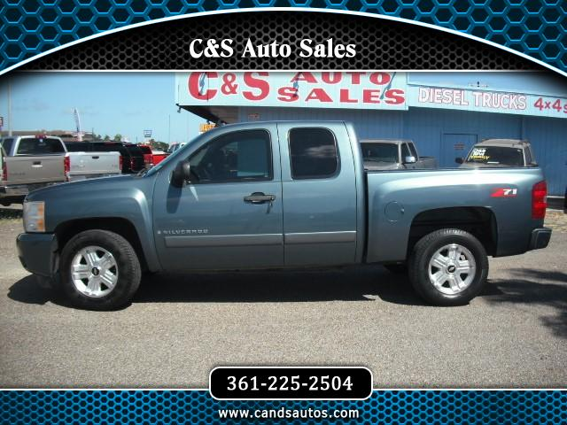 2008 Chevrolet Silverado 1500 LT Ext. Cab 2WD with OnStar