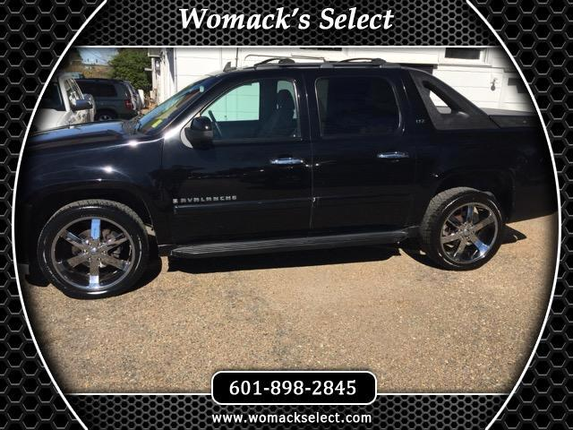 2007 Chevrolet Avalanche LT3 2WD