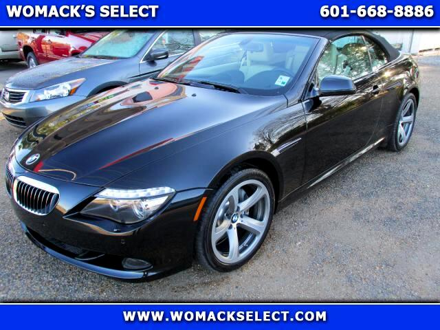 2010 BMW 6-Series 650i Convertible