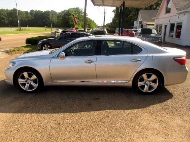 2010 Lexus LS 460 L Luxury Sedan