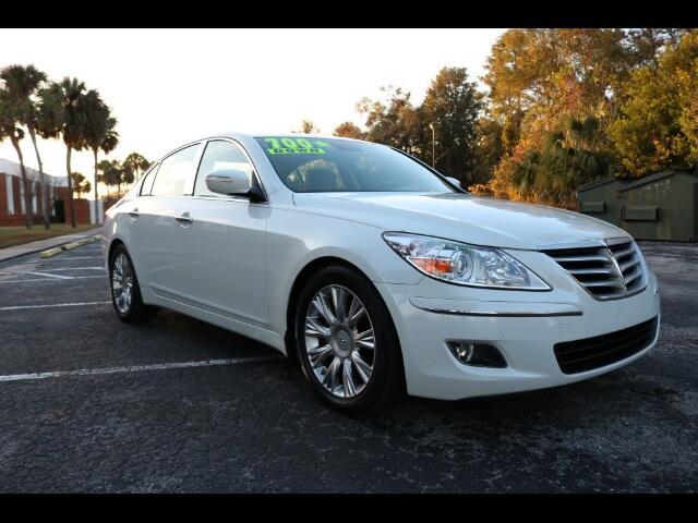 2009 Hyundai Genesis 3.8L