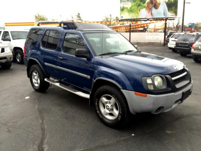 used 2002 nissan xterra xe 2wd for sale in colorado. Black Bedroom Furniture Sets. Home Design Ideas