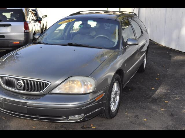 2003 Mercury Sable Wagon LS Premium