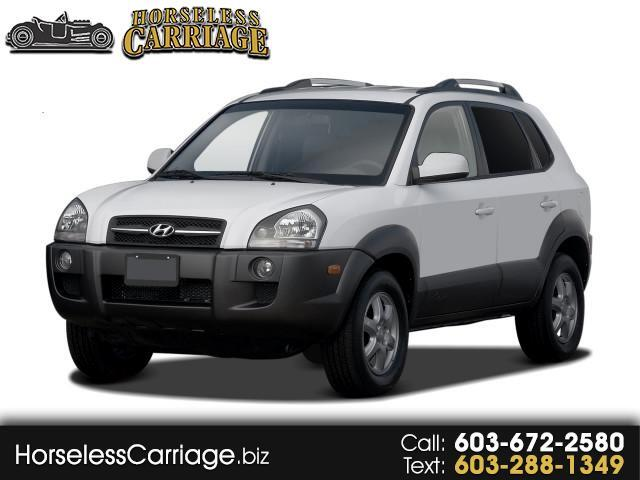 2008 Hyundai Tucson Limited 2.7 4WD
