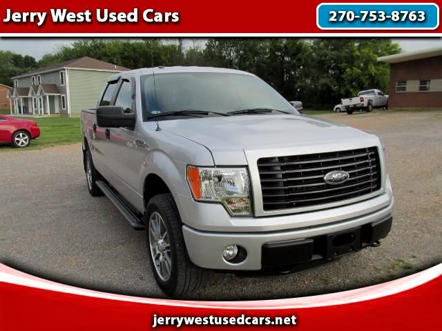 2014 Ford F-150 Platinum SuperCrew 6.5-ft. Bed 4WD & Used Cars Murray KY | Used Cars u0026 Trucks KY | Jerry West Used Cars markmcfarlin.com