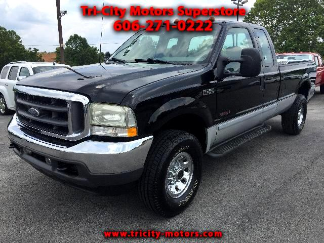 2003 Ford F-350 SD XLT SuperCab Long Bed 4WD