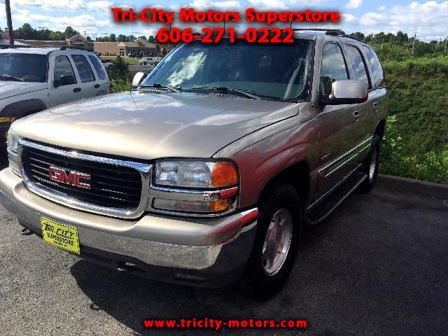 2003 GMC Yukon 4WD
