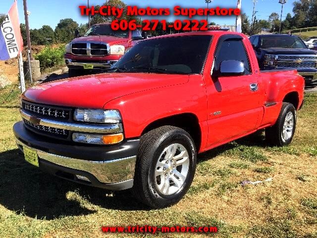 1999 Chevrolet Silverado 1500 Regular Cab Short Bed 4WD
