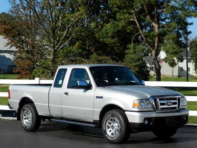 2011 Ford Ranger XLT SuperCab 4 Door 4WD