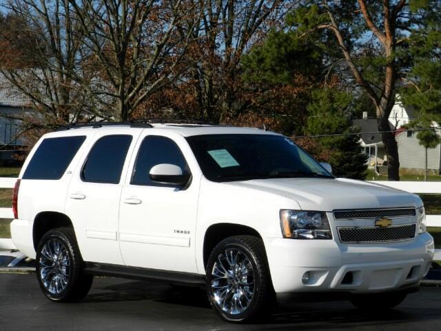 2012 Chevrolet Tahoe 4WD 4dr LTZ