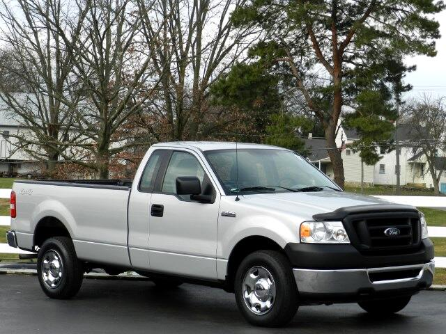 2007 Ford F-150 XL Long Box 4WD