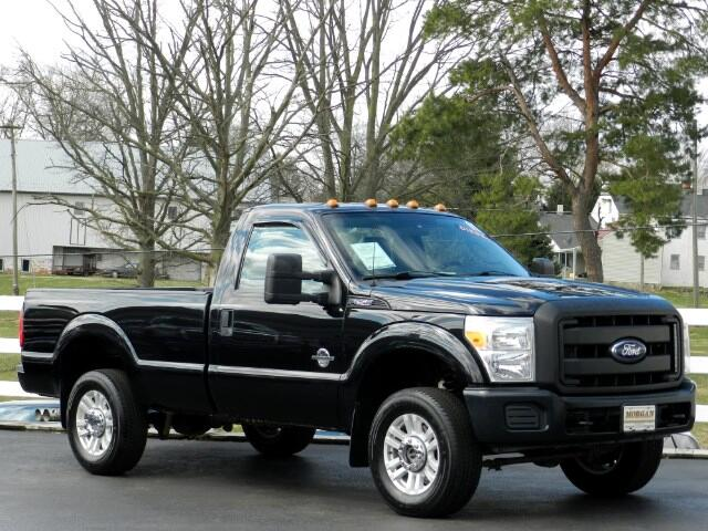 2011 Ford F-250 SD XL Regular Cab Long Bed 4WD