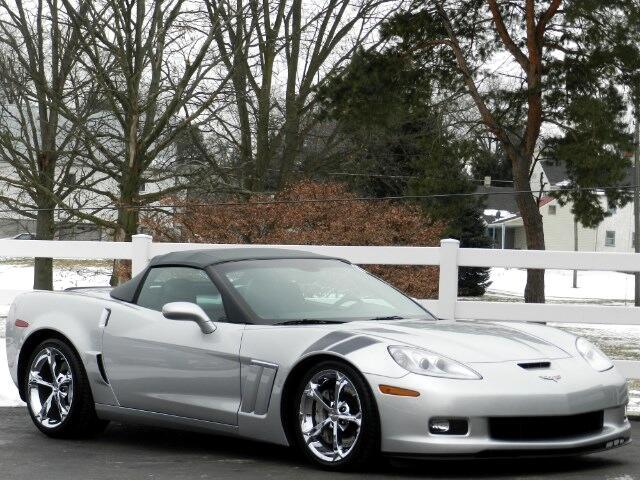 2011 Chevrolet Corvette GS Convertible 3LT