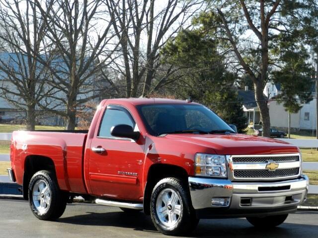 2012 Chevrolet Silverado 1500 LT 4WD