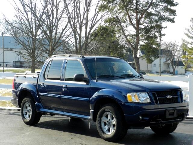 2005 Ford Explorer Sport Trac XLT 4.0L 4WD