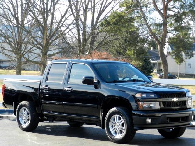 2012 Chevrolet Colorado 1LT Crew Cab 4WD