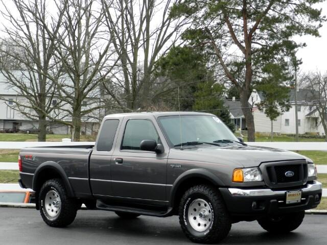 2005 Ford Ranger FX4 Level II SuperCab 4WD