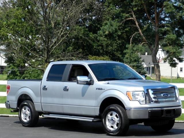 2010 Ford F-150 XLT SuperCrew 5.5-ft. Bed 2WD