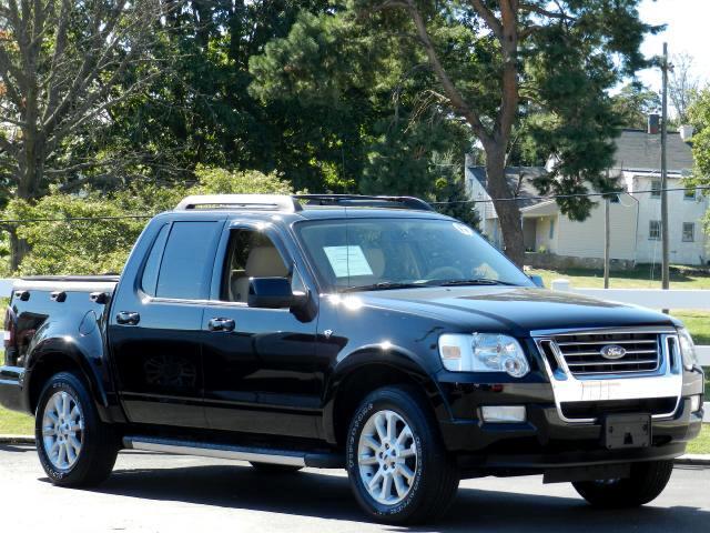 2007 Ford Explorer Sport Trac Limited 4.6L 4WD