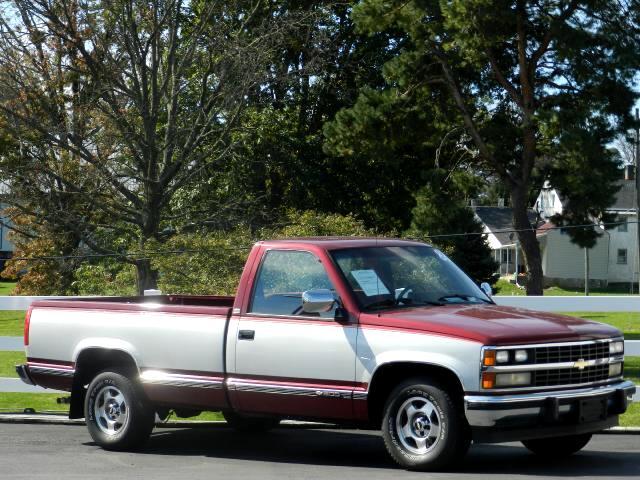 1988 Chevrolet C/K 1500 Reg. Cab 8-ft. Bed 2WD