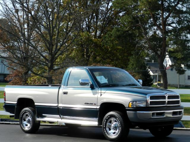 1996 Dodge Ram 1500 SLT Laramie Reg Cab Long bed 4x4